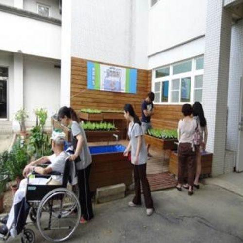 園藝治療敬老院案例